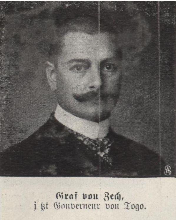 Graf von Zech