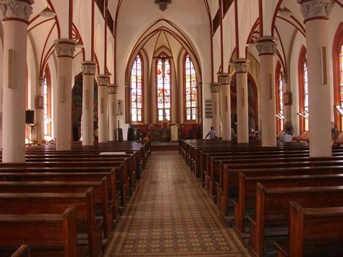 Cathédrale du Sacré-Cœur de Lomé